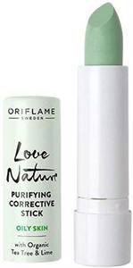 Oriflame Love Nature Stiftes Pattanáskezelő Organikus Teafával és Lime-mal