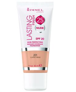 Rimmel Lasting Finish Nude Alapozó SPF25