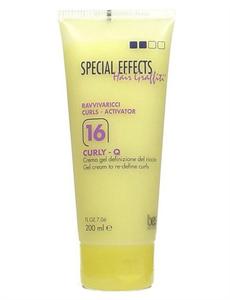 BES Special Effect Curls-Activator Curly-Q16 Hajgöndörítő Krémzselé