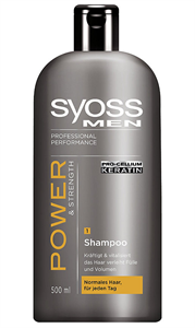 Syoss Men Power & Strength Sampon