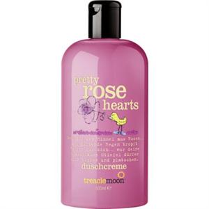 Treacle Moon Pretty Rose Hearts Krémtusfürdő