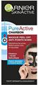 Garnier Pure Active Charbon Peel-Off Maszk