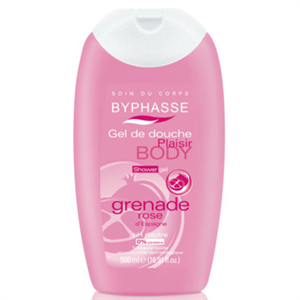 Byphasse Gel De Douche Plaisir Body