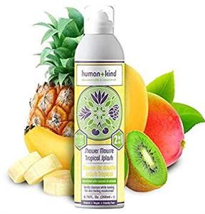 Human + Kind Shower Mousse Bodywash Tropical Splash