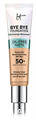 IT Cosmetics Bye Bye Foundation Oil-Free Matte Full Coverage Moisturizer with SPF50+