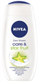 Nivea Care&Star Fruit Krémtusfürdő