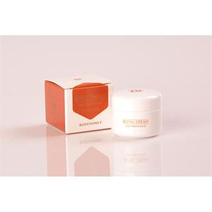 Body Honey Natural Cosmetics Royal Cream Sandalwood