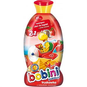 Bobini Shompoo & Bubble Bath