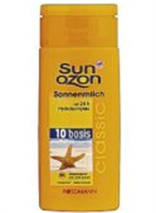 Sun Ozon Naptej SPF10