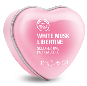 The Body Shop White Musk Libertine Solid Fragrance