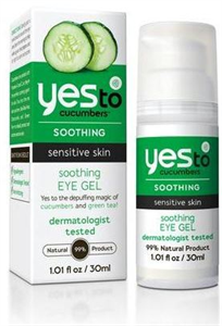 Yes To Cucumbers Soothing Eye Gel