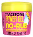 Nail-Aid 1St Acetone No-Rub Power Gel Körömlakklemosó Glitteres Lakkokhoz És Nail Arthoz