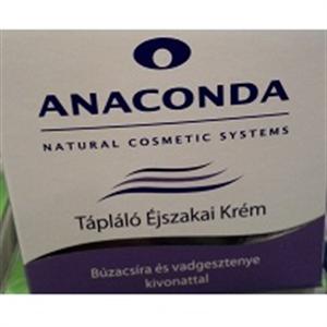 Anaconda Tápláló Éjszakai Krém