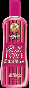 Australian Gold Peace, Love & Cupcakes Szoláriumozás Előtti Krém