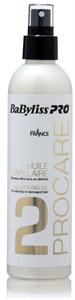 BaByliss Pro Care Tápláló Olaj Spray Hajra