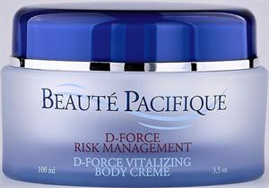 Beauté Pacifique D-Force Risk Management Revitalizáló Testápoló