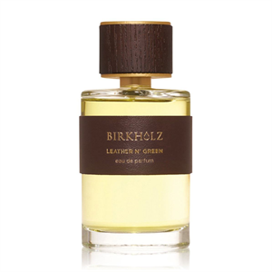 Birkholz Woody Collection Leather N' Green EDP