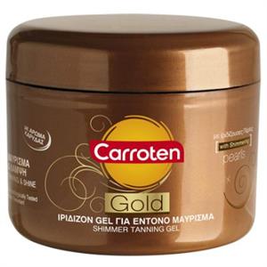 Carroten Gold Shimmer Tanning Gel