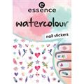 Essence Watercolour Nail Stickers
