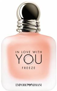 Giorgio Armani In Love With You Freeze EDP