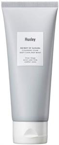 Huxley, Secret Of Sahara, Cleansing Foam: Deep Clean, Deep Moist