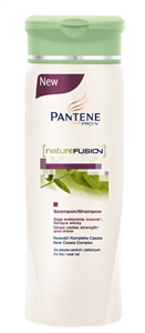 Pantene Nature Fusion Hajsampon