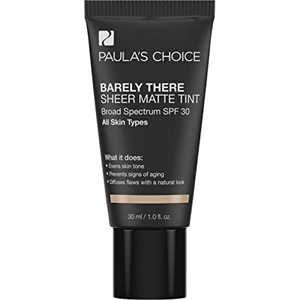Paula's Choice Barely There Sheer Matte Tint SPF30