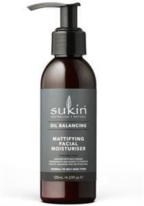 Sukín Oil Balancing Mattifying Facal Moisturiser