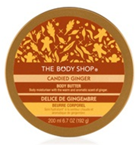 The Body Shop Édesgyömbéres Testvaj