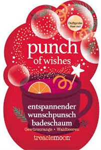 Treacle Moon Punch of Wishes Habfürdő