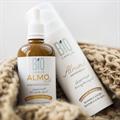 Bio Capellin Almond Krémpakolás