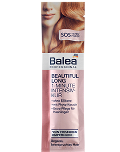 Balea Professional Beautiful Long 1-Minute Intensivkur