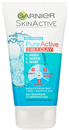 Garnier Skin Naturals Pure 3 in 1 Arctisztító Gél, Arcradír és Maszk
