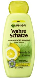 Garnier Wahre Schätze Tonerde & Zitrone Shampoo