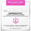 GlamGlow Supermattify 6-Acid Clarifying Primer