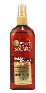 Garnier Ambre Solaire Golden Protect Medium SPF15