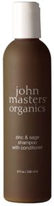 John Masters Organics Zinc and Sage Shampoo with Conditioner