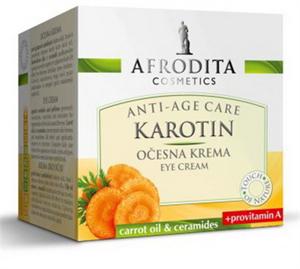 Afrodita Karotin Szemkörnyék Ápoló