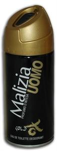 Malizia Uomo Gold Eau de Toilette Deodorant
