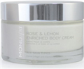 Monu Spa Rose & Lemon Enriched Body Cream