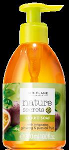 Oriflame Nature Secrets Ginseng & Passion Fruit Folyékonyszappan