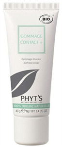 Phyt's Gommage Contact + Bio Krémes Bőrradír Minden Bőrtípusra