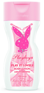 Playboy Play It Lovely Testápoló