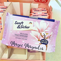 Sanft & Sicher Supersoft Nedves Toalettpapír Magic Magnolia