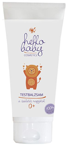 hello baby cosmetics Testbalzsam