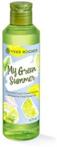 Yves Rocher My Green Summer Sampon-Tusfürdő