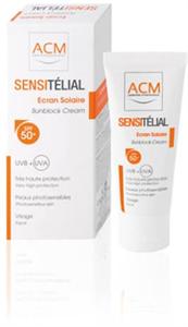 ACM Sensitelial Fényvédő Krém SPF50+