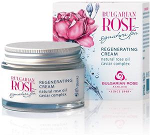 Bulgarian Rose Signature Spa Regenerating Cream