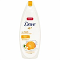 Dove Go Fresh Mandarin & Tiaré Krémtusfürdő
