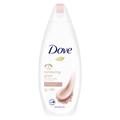 Dove Renewing Glow Tusfürdő Rózsaszín Agyaggal
